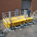 Bennu Parts and Service - Bennu Scaffolding Platform Series 3 MPU