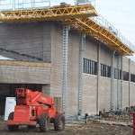 Bennu Parts and Service - Schaumburg YMCA - Cyberdyne jobsite