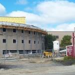 Bennu Scaffolding Platform Series 2 - Hoffman Estates jobsite