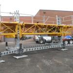 Bennu Scaffolding Platform Continuous Climb Series3