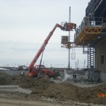 Bennu Parts and Service - LaSalle jobsite