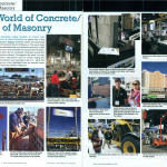 2015 World of Concrete / World of Masonry | www.masoncontractors.org March, 2015