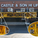 Bennu Hydraulic Mast-Climbing Scaffolding Platform Series #3