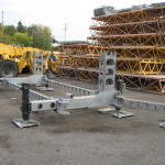 Bennu Parts and Service - Bennu Scaffolding Platform Series 3